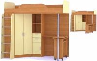 Ника 427 М Кровать-чердак со столом